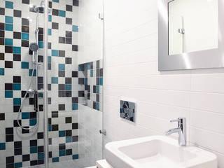 Salle de bain moderne par Konrad Muraszkiewicz Pracownia Architektoniczna Moderne