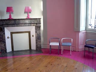 Chambre rose Bénédicte Mahé Derouet Chambre d'enfant méditerranéenne