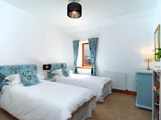 N Hastie Photography Residential selection.:  Bedroom by Niall Hastie | Photography