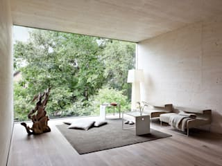 Architekt Michael Danke Thoma Holz GmbH Moderne Häuser