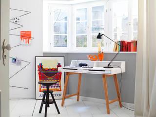mebel4u Рабочий кабинет в эклектичном стиле
