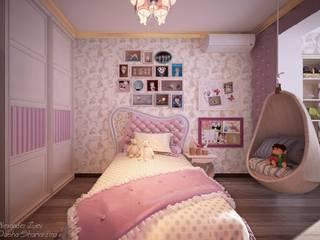 Klassische Kinderzimmer von Студия интерьерного дизайна happy.design Klassisch