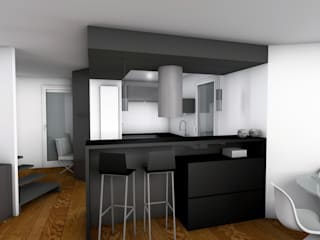 Kitchen by EVA MYARD interior, Modern