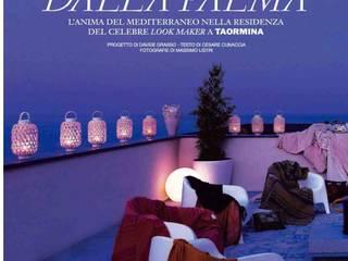 Dalla Palma pg.1: Terrazza in stile  di Mobilificio Marchese