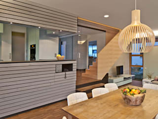 Modern Dining Room by Kauffmann Theilig & Partner, Freie Architekten BDA Modern