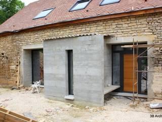 Maison B01 3B Architecture Maisons modernes