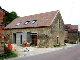 Façade de la Maison: Maisons de style de style Moderne par 3B Architecture