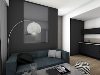 Bedroom by EVA MYARD interior, Modern