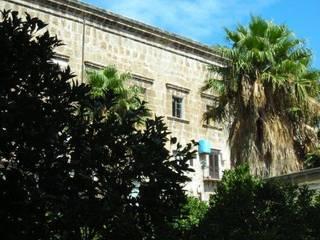 L'edificio del '400:  in stile  di Walter Emanuele Angelico, architetto