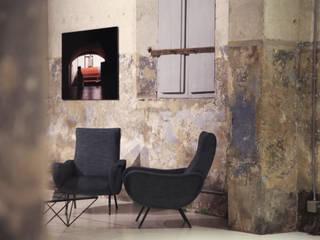 Рабочий кабинет в стиле лофт от Manuela Tognoli Architettura Лофт