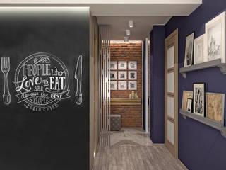 Кухня: Гостиная в . Автор – PlatFORM