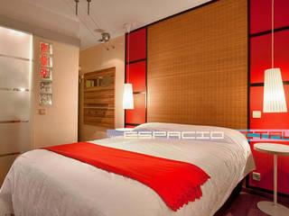 Dormitorios asiáticos de Javier Zamorano Cruz Asiático