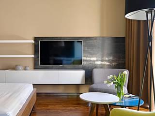 DEEP HOUSE: Гостиная в . Автор – Max Kasymov Interior/Design