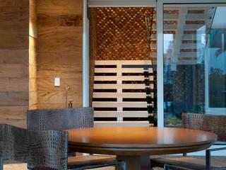 Deborah Roig Modern Corridor, Hallway and Staircase