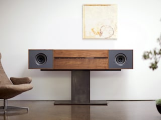 Modern Record Console Symbol Audio Multimedia roomElectronics