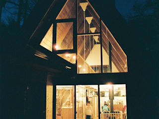 Skandynawskie domy od スズケン一級建築士事務所/Suzuken Architectural Design Office Skandynawski