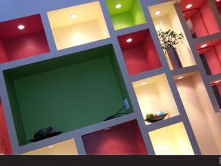 GRH Interiores: modern tarz , Modern