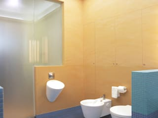 hansen innenarchitektur materialberatung Modern bathroom