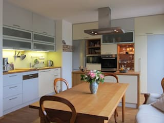 Modern Kitchen by hansen innenarchitektur materialberatung Modern