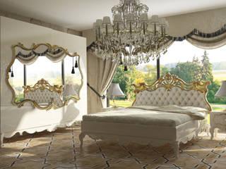 Inan AYDOGAN /IA Interior Design Office BedroomWardrobes & closets