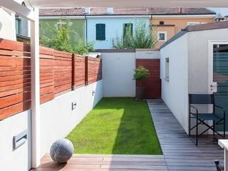abitazione Giardino minimalista di bbprogetto Minimalista