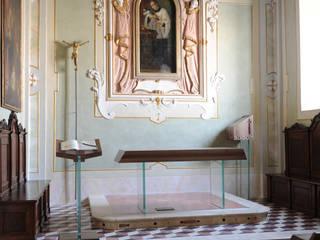 Restauro dell'Oratorio di San Luigi :  in stile  di PoliedroStudio srl