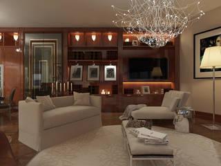 by Дизайн элитного жилья | Студия Дизайн-Холл