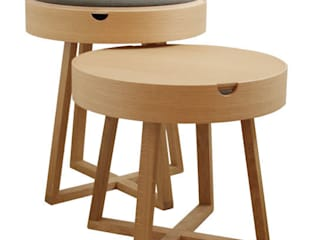 Not just a table: modern  von Nordic function,Modern