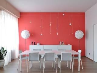 Comedores de estilo  por Emanuela Orlando Progettazione, Moderno