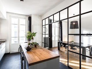 modern Kitchen by Stellati Rénovation