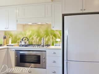 Idyllically and summery:  Kitchen by Demural