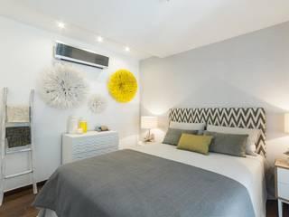 Ana Rita Soares- Design de Interiores Спальня в стиле модерн