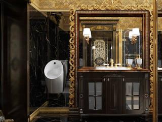 санузел дизайн студия Mucci Ванная в классическом стиле