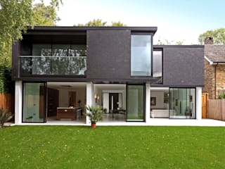 ​Brixham House Case moderne di Tye Architects Moderno