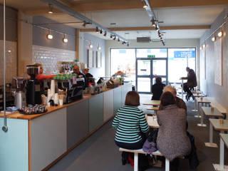 Fee & Brown Coffee House, Beckenham + Orpington Tendeter Modern gastronomy