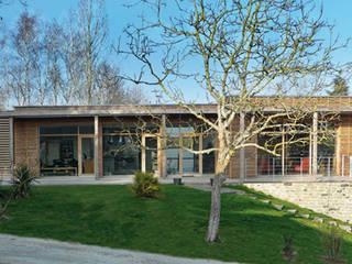 Maison Taco Maisons modernes par Gilles Cornevin SARL Moderne