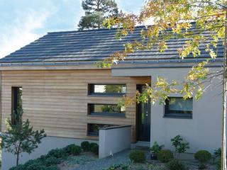 Maison C Maisons modernes par Gilles Cornevin SARL Moderne