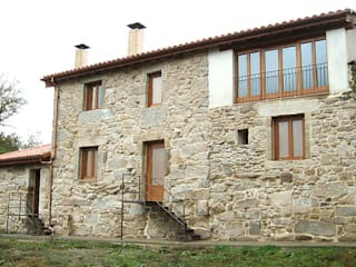 Country style houses by arquitectura SEN MÁIS Country