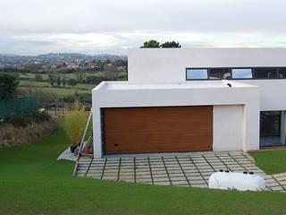Vivienda en Castiello: Casas de estilo  de Eva Fonseca estudio de arquitectura