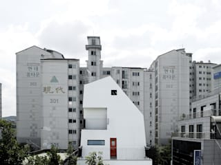 Case in stile scandinavo di designband YOAP Scandinavo