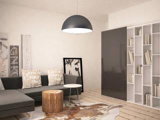 SHKAF interior architects Living room