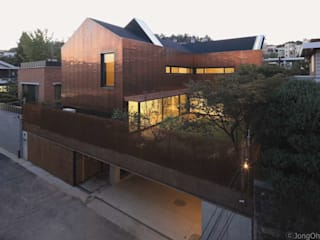 ISON ARCHITECTS Rumah Modern