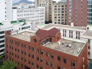 ISON ARCHITECTS Klassische Schulen