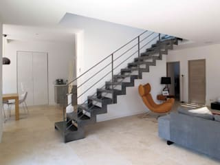 Modern living room by Christian Fares Modern
