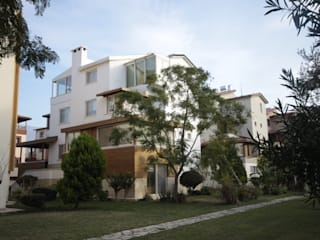 DerganÇARPAR Mimarlık 現代房屋設計點子、靈感 & 圖片