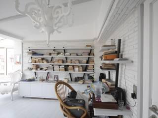Estudios y oficinas de estilo  por DerganÇARPAR Mimarlık