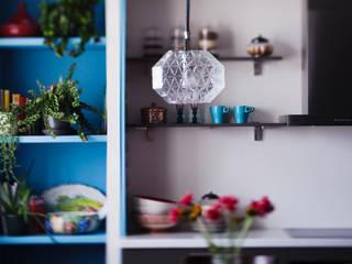 Mediterranean style kitchen by Ekaterina Saranduk Mediterranean