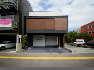 asian Houses by ANTENNA DESIGN