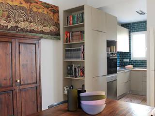 Reforma de vivienda Cocinas de estilo mediterráneo de 5lab Mediterráneo