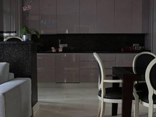Cocinas de estilo ecléctico de Atelier Interior Ecléctico